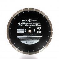 14 Inch Laser Welded 15mm Straight Segment Diamond Blade high quality