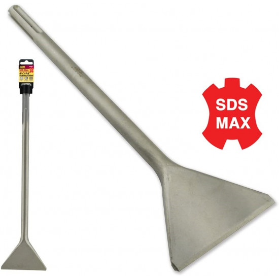 4-1/2 x 14-Inch SDS Max Scaling Chisel, Tiles and Thinset remover