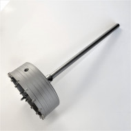 130mm 5-inch Concrete Hole Saw for blocks bricks and concrete