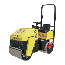 Mexx Power Honda Ride-On Double Drum Vibratory Road Roller 960Kg Honda GX390