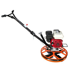 24 Inch Honda GX160 Power Trowel Edger Concrete Finisher