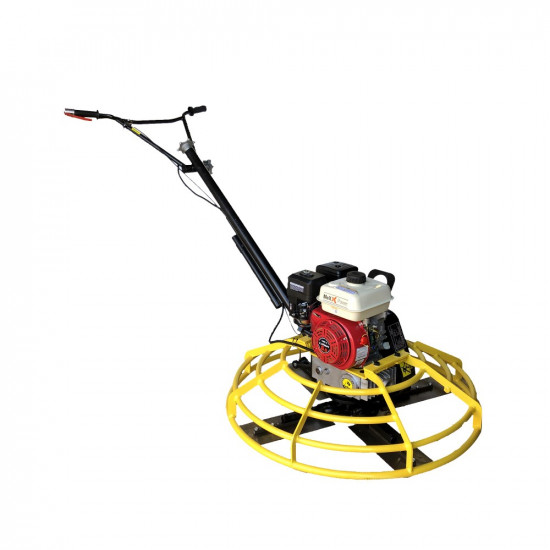 6.5HP Power Trowel Concrete Surface Finisher 36""
