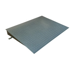 """Low Profile Ramp 48"""" x 36"""" x 3.5"""" pallet scale / Floor scale ramp Up to 10,000lb Capacity"""