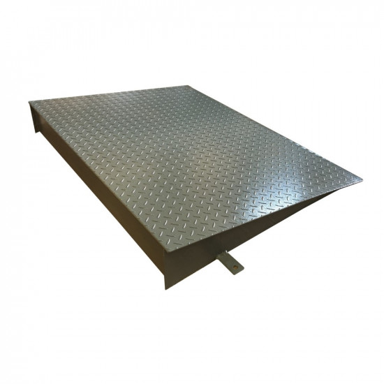 "Ramp 48"" x 36"" pallet scale / Floor scale ramp Up to 10,000lb Capacity"