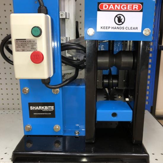 CWS-80 Copper Wire Stripper wire stripping machine