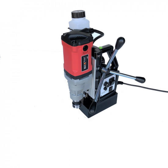 """1-1/2"""" Magnetic Drill machine 1500W Variable speed Magnetic Bass Drilling"""