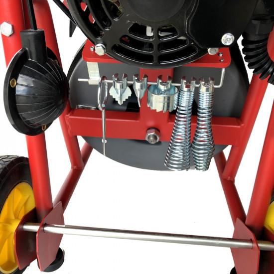 MexX Power MX-400AF Autofeed Snake Drain Cleaner Drum Machine